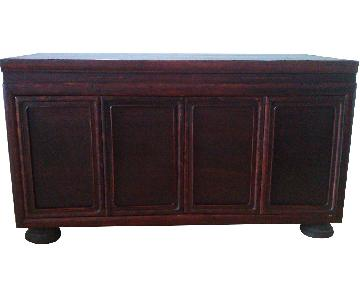 Vintage Chinese Chest/Sideboard