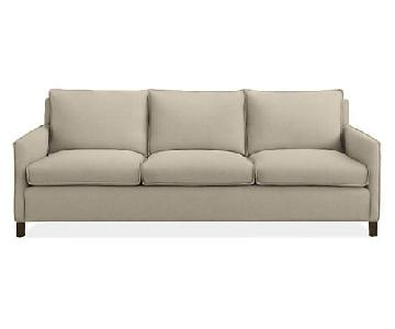 Room & Board Bram Custom Made Sofa