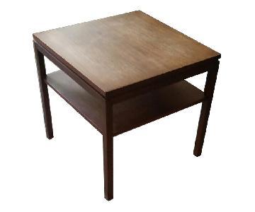 Vintage Mid Century Teak Side/Coffee Table