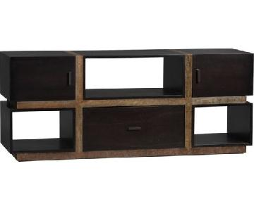 Crate & Barrel Diego Media Console