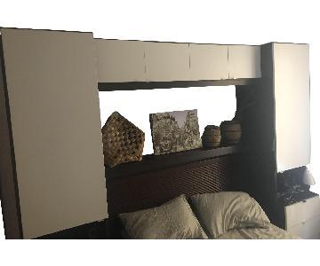 Custom Bedroom Storage Unit