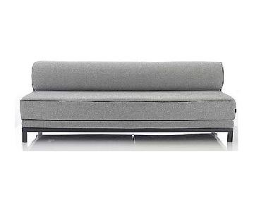 Design Within Reach Twilight Sleeper Sofa in Grey