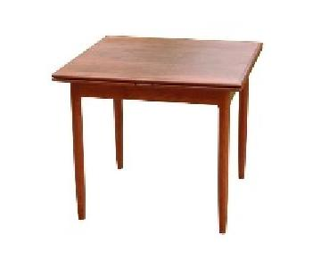 Ansager Mobler Expandable Mid-Century Modern Dining Table
