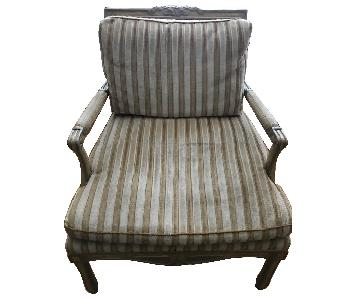 Milton Spindell French Country Armchair