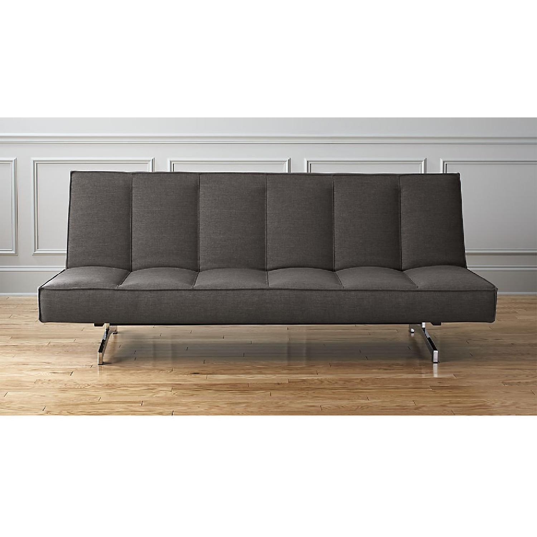 ... CB2 Flex Gravel Queen Sleeper Sofa 0 ...