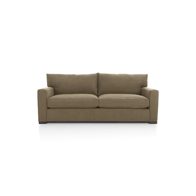 Crate U0026 Barrel Axis II Queen Sleeper Sofa