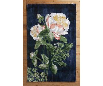 Anthropologie Bloomstudy Rug
