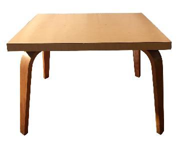 Thonet Stamped Vintage Side Table