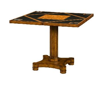 Theodore Alexander Convertible Games/Dining Table