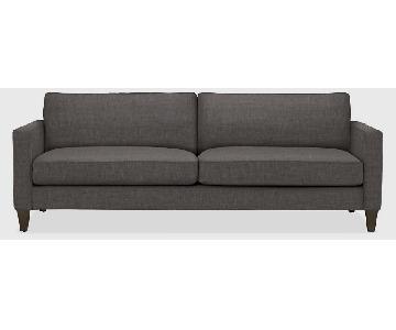 Room & Board Grey Harrison Sofa