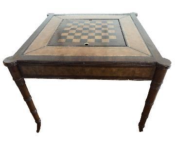 Ethan Allen Game Table
