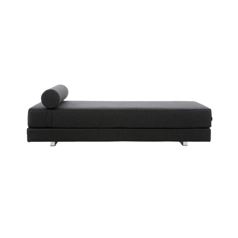 CB2 Lubi Graphite Sleeper Sofa/Daybed ...