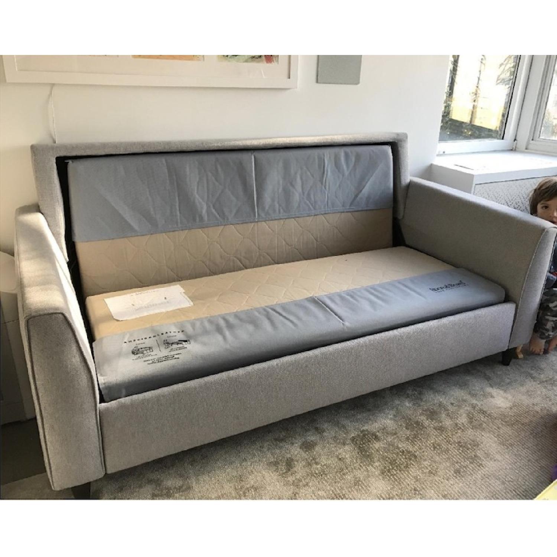 Gentil ... Room U0026 Board Berin Queen Sleeper Sofa 9 ...