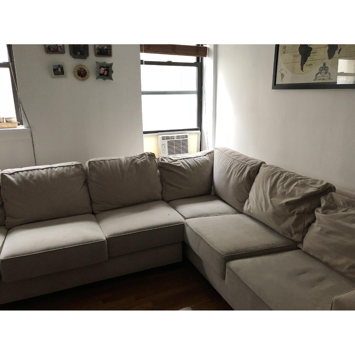 ... JAR Designs Camden 2 Piece Sectional Sofa 0 ...
