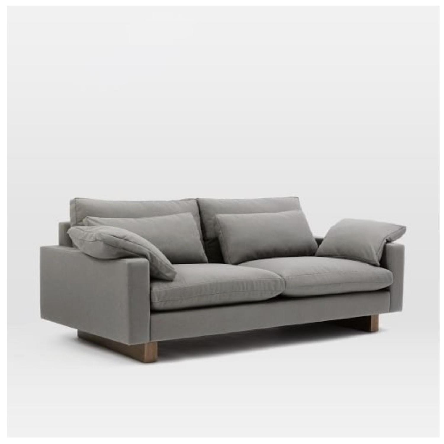 West Elm Harmony Down Filled Sofa