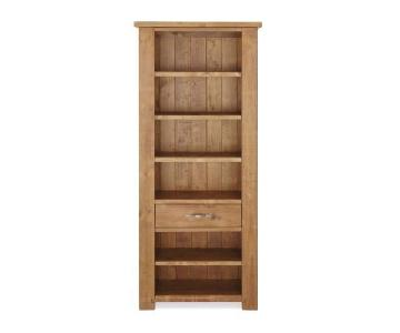 Next Cambridge Oak Bookcase/Shelving Unit
