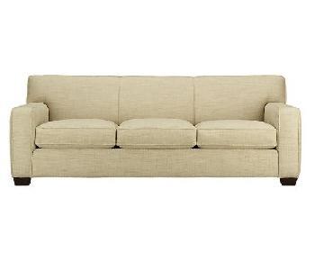 Crate & Barrel Cameron 3-Seat Sofa