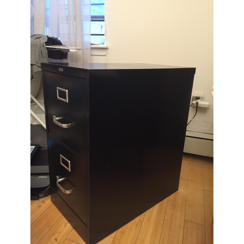 Staples Metal 2 Drawer Vertical Filing Cabinet Aptdeco