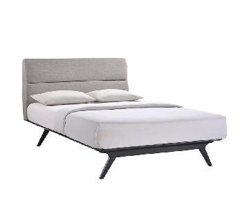 Modway Addison Upholstered Queen Platform Bed