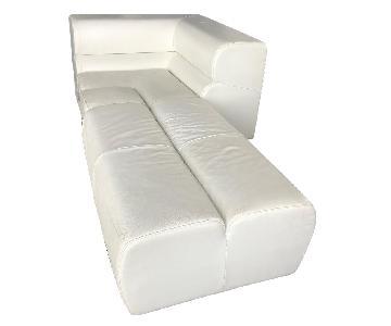 Italiana Salotti SRL 4 Piece Sectional Sofa