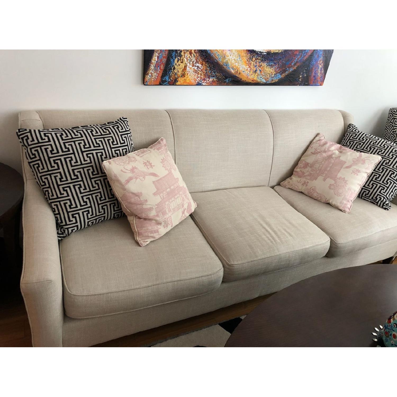 Bassett Lauren 3 Seater Sofa Aptdeco