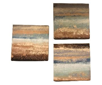 Abstract Art on Stretch Canvas