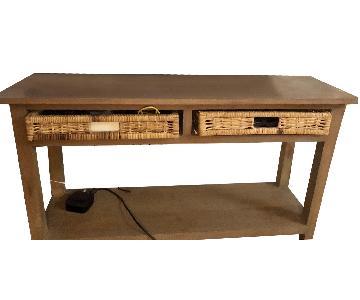 Nadeau Console Table