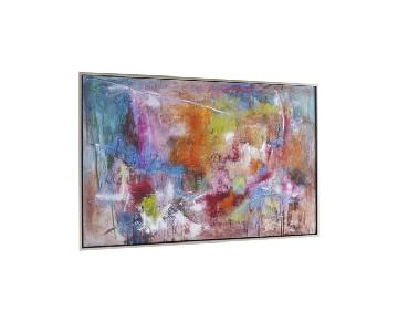 John Richard Collect Seville Abstract Giclee