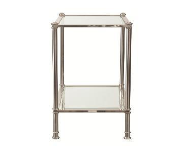 Bassett Metropolitan Chairside Table