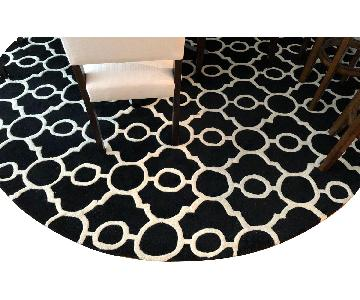 Bassett Custom Dining Room Round Rug