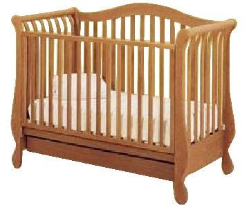 Pali Design Forever 3-in-1 Crib w/ Linen Drawer