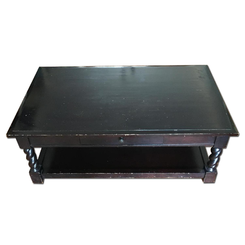 Restoration Hardware Coffee Table Aptdeco