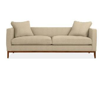 Room & Board Maddox Sofa in Tatum Oatmeal