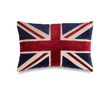 London Flag Pillow