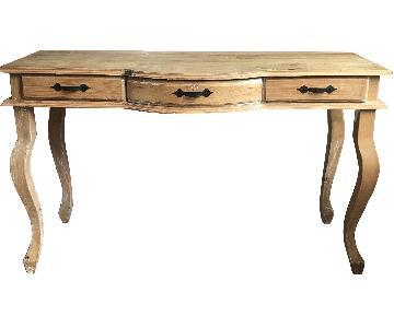 Mexican Pine Desk