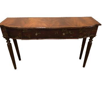 Maitland Smith Lord Buxton Sofa Table