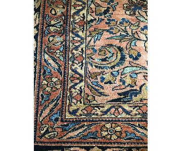 Antique Lilihan Persian Area Rug