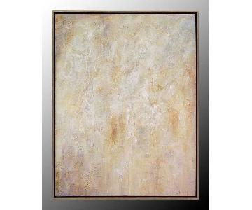 John Richard Celestine Abstract Painting