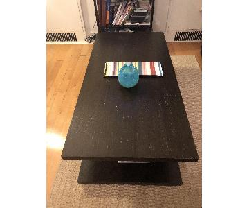 West Elm Coffee Table w/ Storage