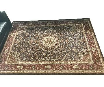City Furniture Wool Oriental Rug