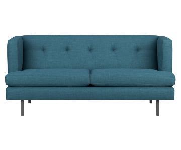 CB2 Retro Avec Sofa