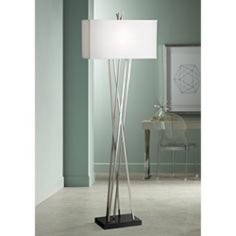 possini euro lighting. Possini Euro Design Asymmetry Floor Lamp-0 Lighting