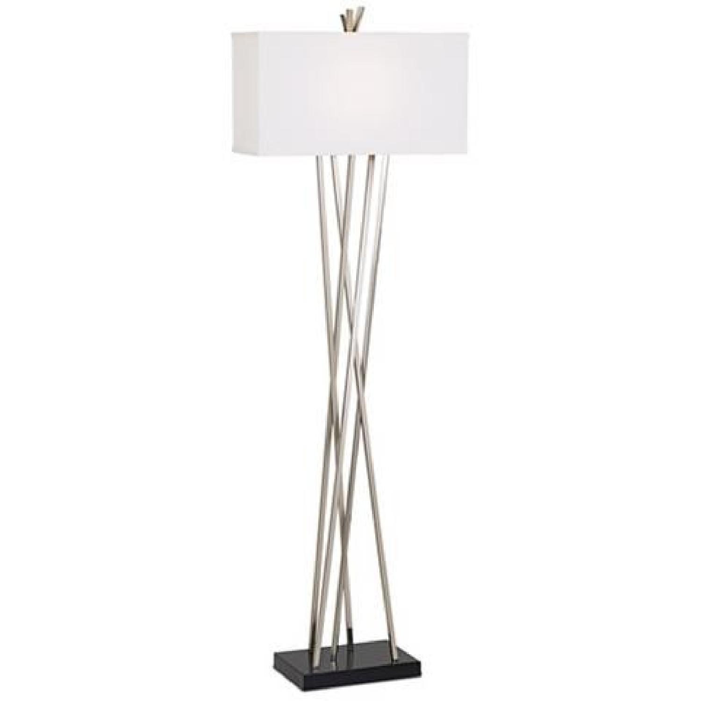 possini euro design lighting. Possini Euro Design Asymmetry Floor Lamp Lighting