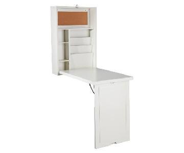 Southern Enterprises Fold Out Convertible Desk