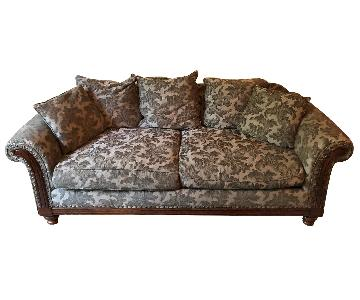 ABC Carpet & Home Upholstered Sofa
