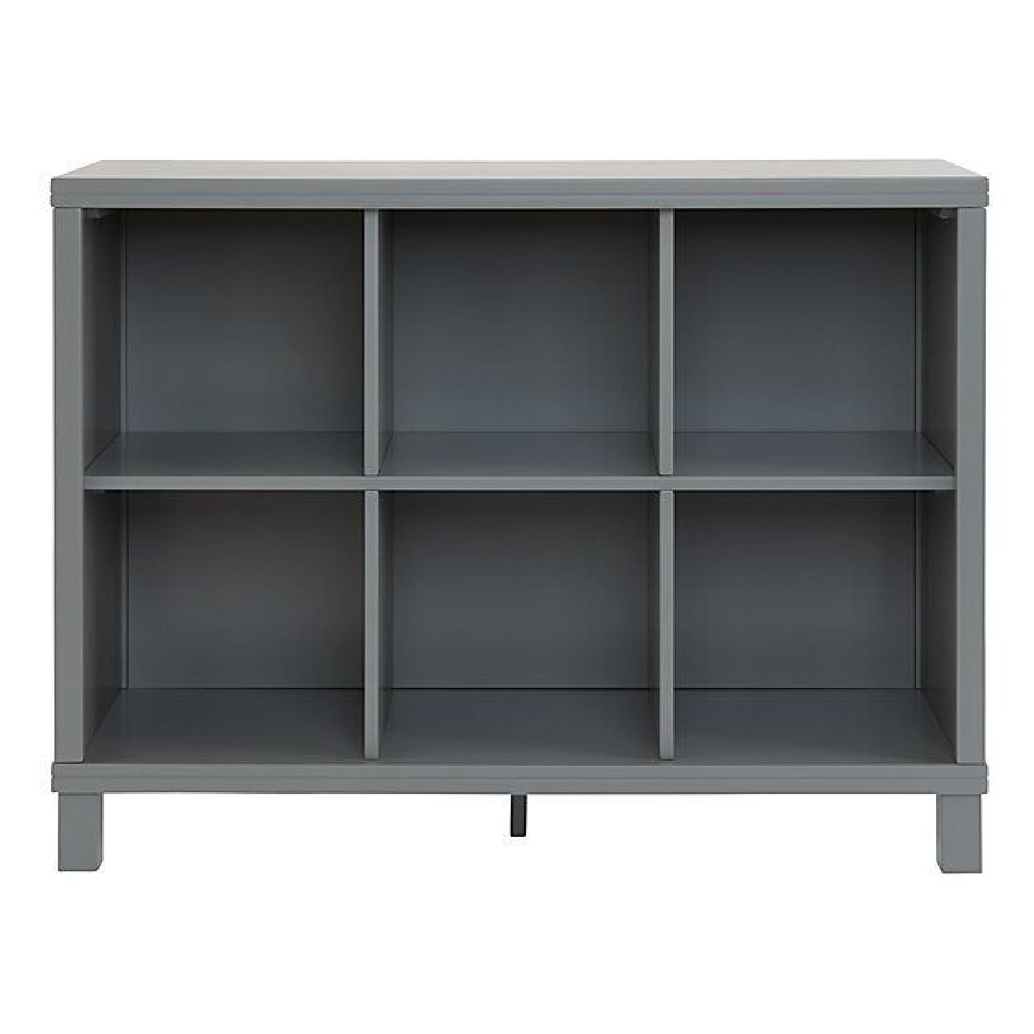 with deals drawers threshold on bookcase rustic gilford shop grey