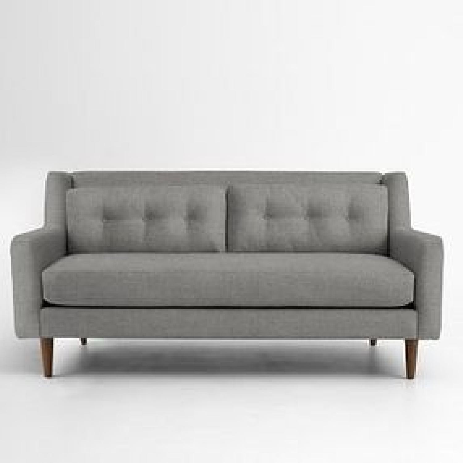 West Elm Crosby Mid Century Sofa