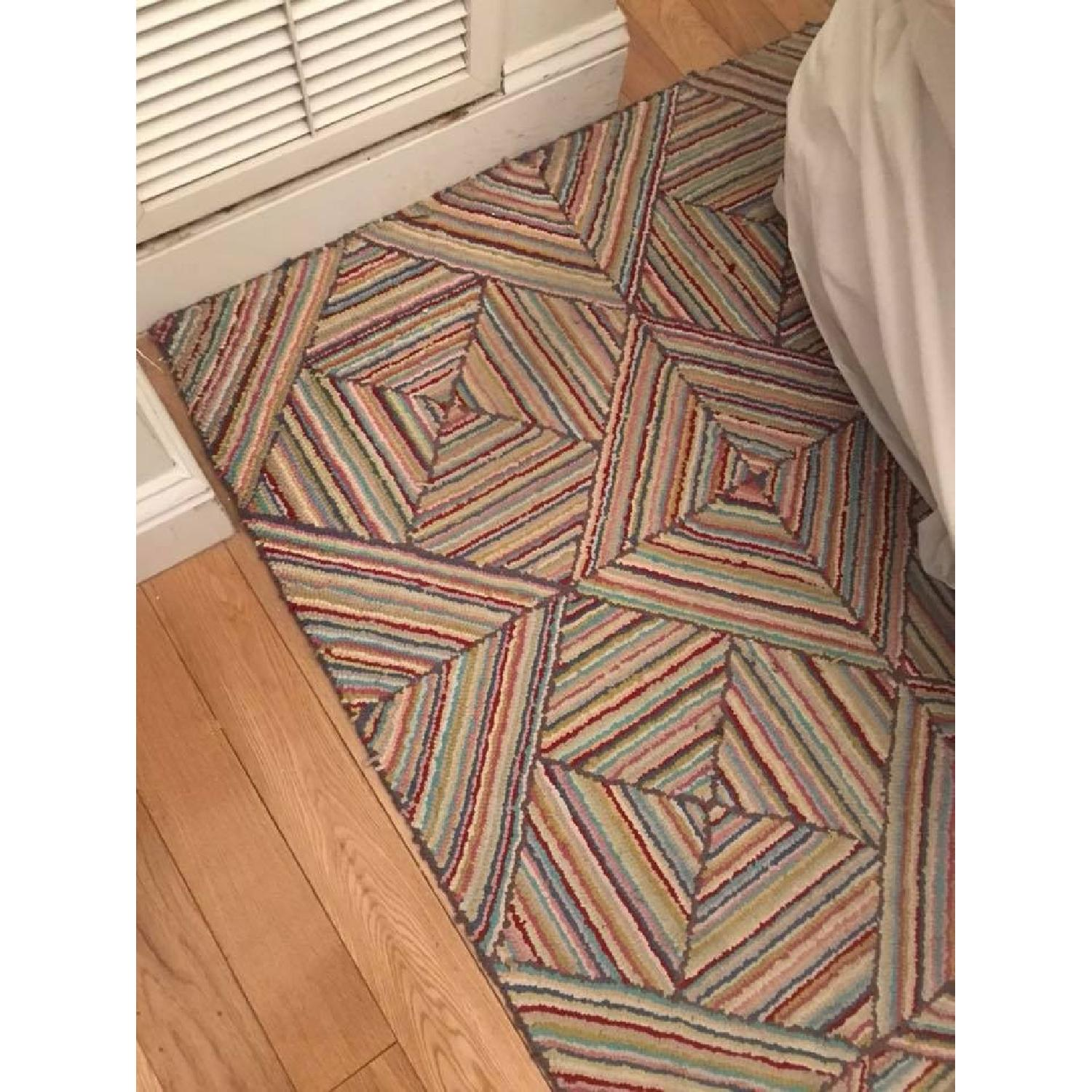 Dash & Albert Multicolored Rug