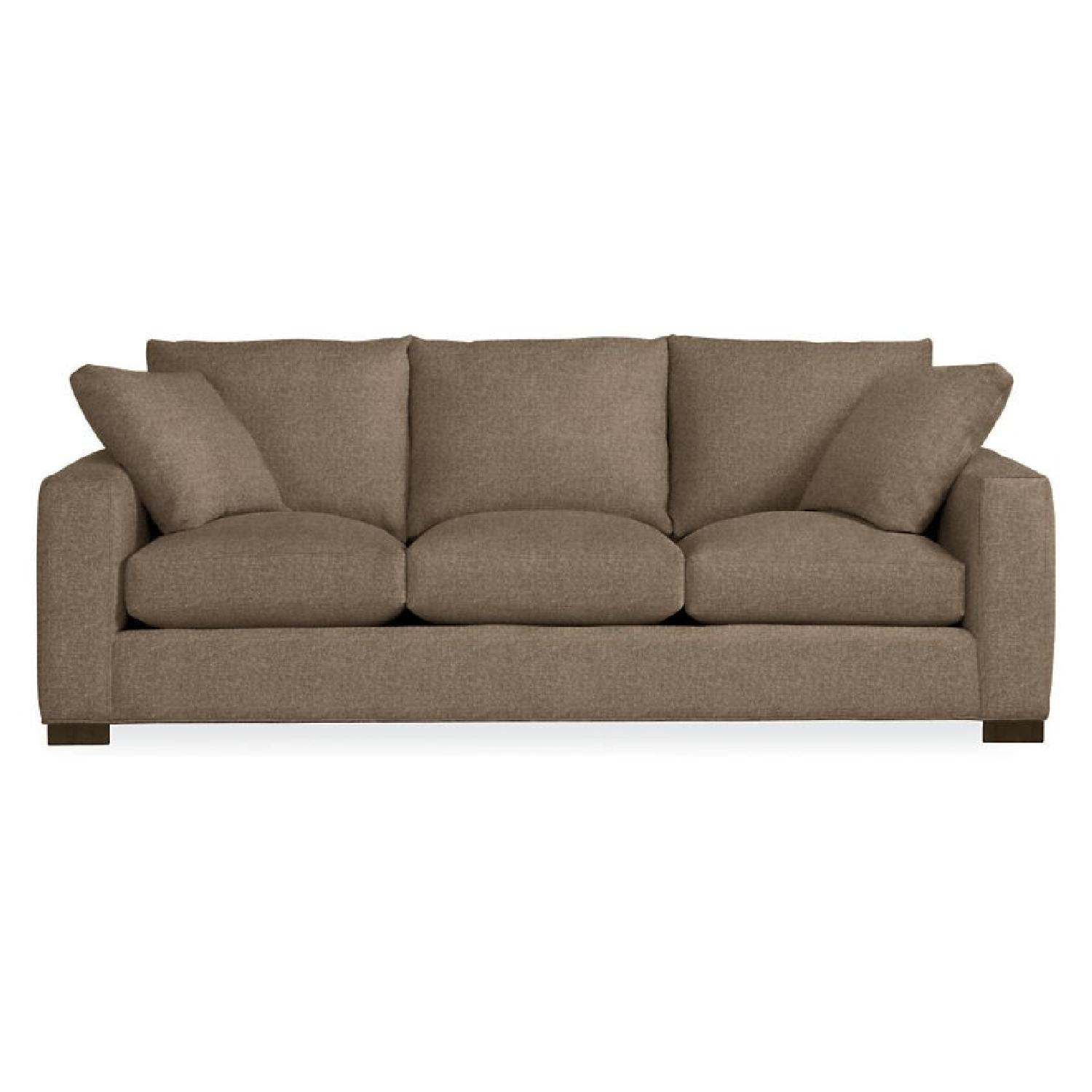 Room U0026 Board Metro Guest Sleeper Sofa ...
