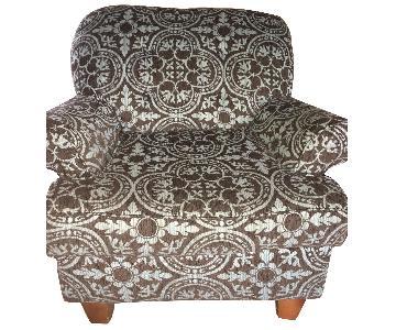Raymour & Flanigan Vegas Lounge Chair